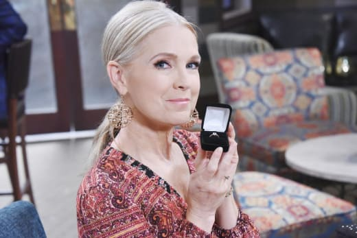 Jennifer is Engaged - Days of Our Lives