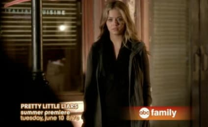 Pretty Little Liars Season 5 Promo: Who Shot Ezra?