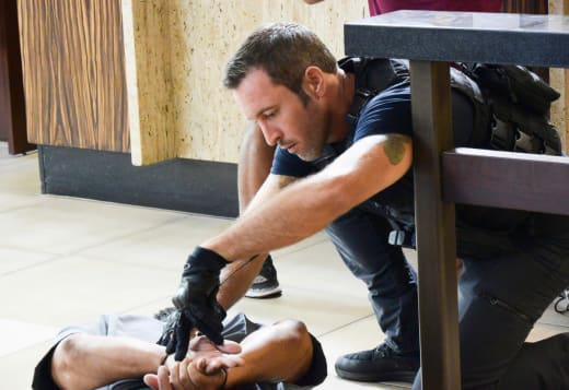 Making a Bust - Hawaii Five-0 Season 8 Episode 7