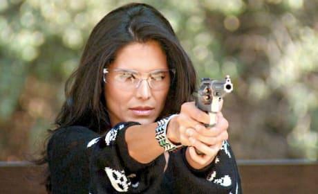 Should Joyce be armed?