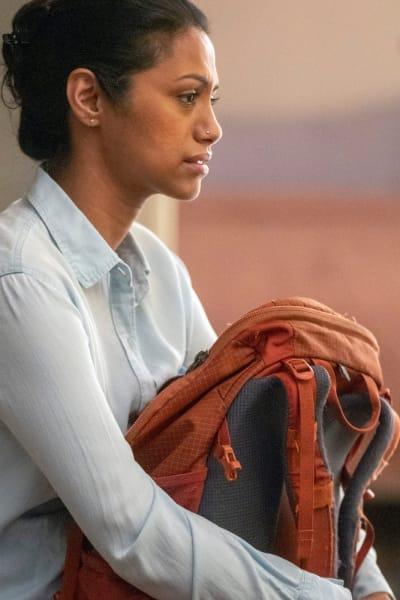 Leyla Packs Her Bags  - New Amsterdam Season 3 Episode 10