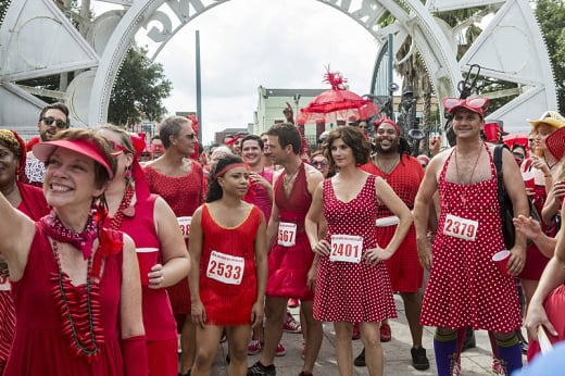 The Red Dress Run - NCIS: New Orleans