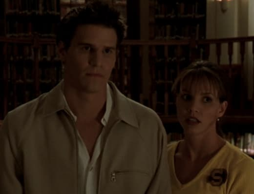 Saved Again - Buffy the Vampire Slayer Season 2 Episode 2