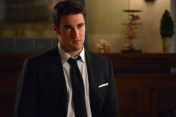 Josh Bowman as Daniel