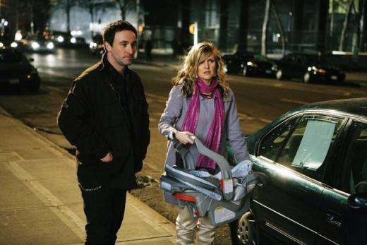Stuart, Christina and Baby