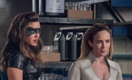 Answers, Please! - Arrow Season 7 Episode 18