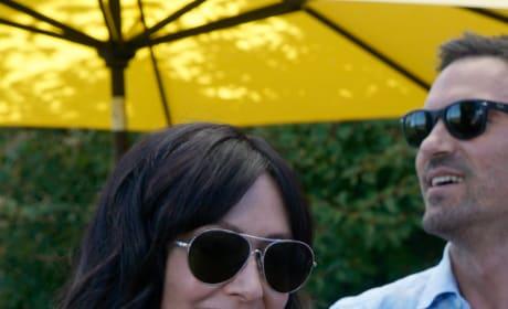 Shannen On The Phone - BH90210 Season 1 Episode 6