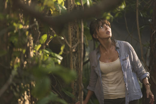 Lady Alexandra is Searching - Hooten and The Lady Season 1 Episode 1