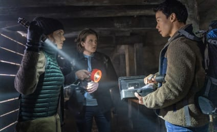 Nancy Drew Season 2 Episode 12 Review: The Trail of the Missing Witness