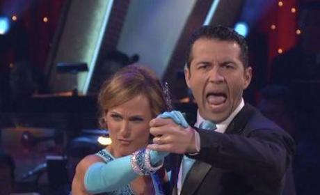 Fabian Sanchez and Marlee Matlin