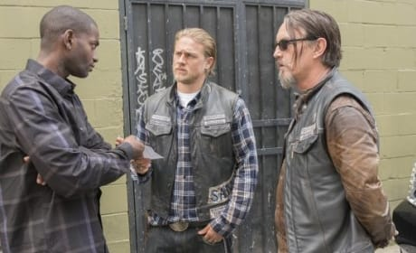 Scheming with Tyler - Sons of Anarchy Season 7 Episode 7