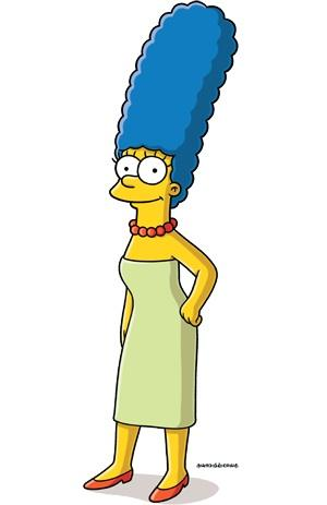 Marge Simpson Picture