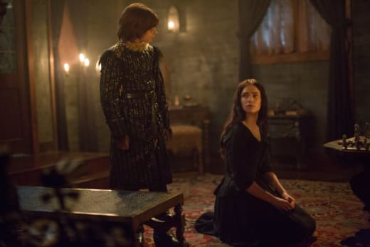 Mary Meets with The Dark Lord - Salem Season 3 Episode 5