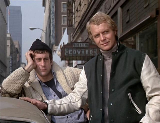 Starsky & Hutch: David Starsky and Kenneth Hutchinson