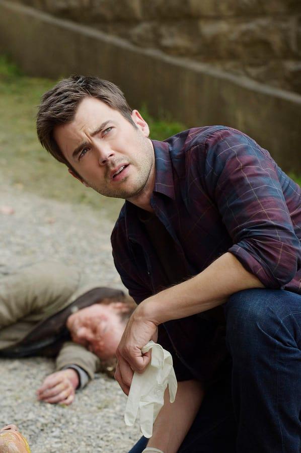 Can Kyle Help the Sick? - Helix Season 2 Episode 8