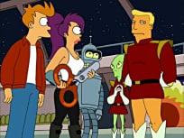 Futurama Season 2 Episode 6