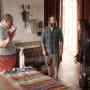 snooping through Erica's stuff - The Last Man on Earth Season 4 Episode 14