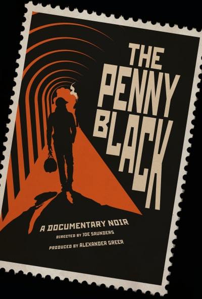 The Penny Black Movie Poster