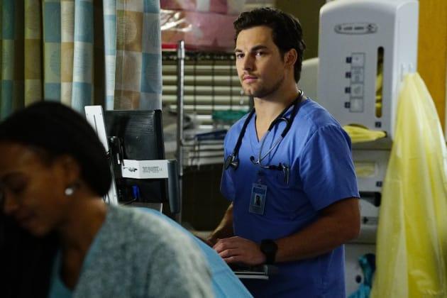 Heart Eyes - Grey's Anatomy Season 13 Episode 17