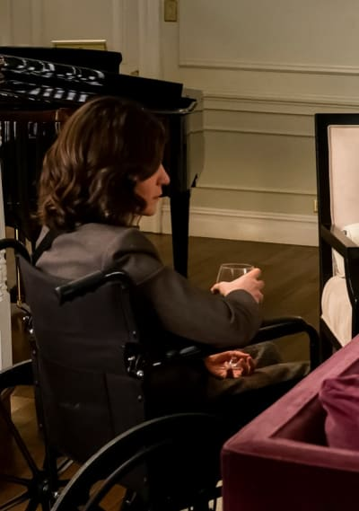 (TALL) State Sponsored Assassination - Madam Secretary Season 5 Episode 18