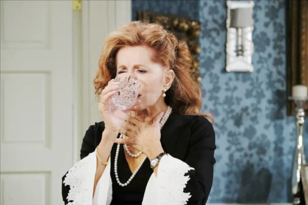 Maggie Takes a Drink - Days of Our Lives