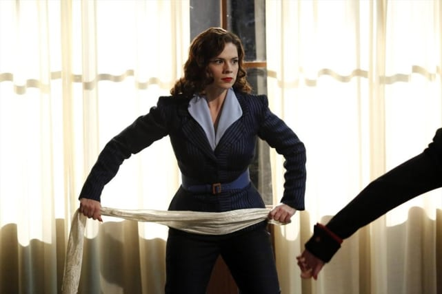 Peggy vs Dottie - Agent Carter