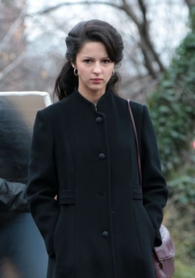 Annet Mahendru on The Americans