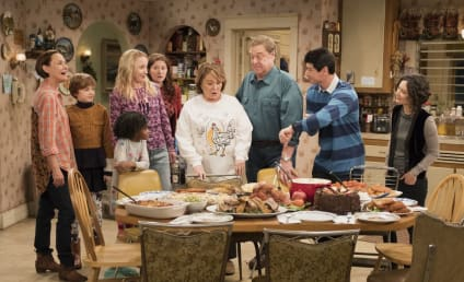 Roseanne Season 10 Episode 9 Review: Knee Deep