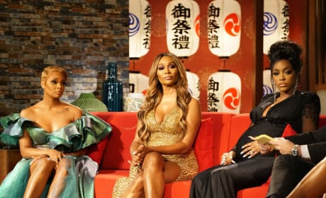 Cynthia Talks Relationships - The Real Housewives of Atlanta