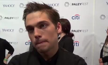 Dylan Sprayberry PaleyFest Interview