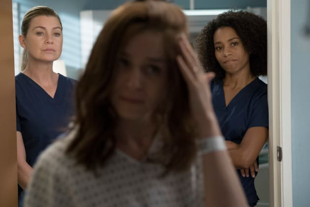 Through Thick and Thin - Grey's Anatomy Season 14 Episode 4