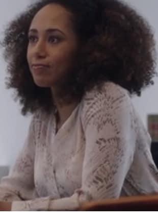 Annoyed Evie - New Amsterdam Season 1 Episode 9