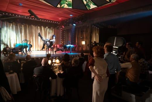 Filming Cabaret - Fosse/Verdon Season 1 Episode 1