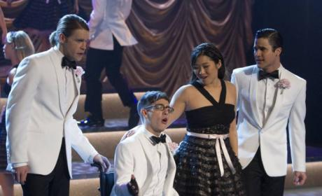 Glee in Los Angeles