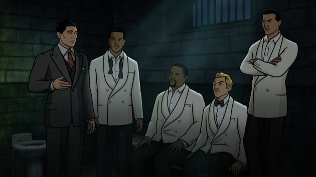 Archer and the Jazz Quartet Season 8 Episode 3