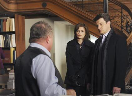 Watch Castle Season 2 Episode 13 Online