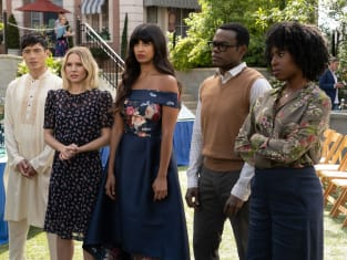 Team Cockroach Plus One - The Good Place