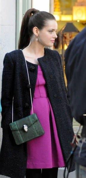 Gossip Girl Fashion Recap: The Devil on My Shoulder - TV ... эд вествик