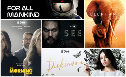 Apple TV+ Reviews: Dickinson, For All Mankind, The Morning Show, See & The Elephant Queen
