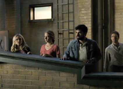 Watch The Gifted Season 2 Episode 1 Online