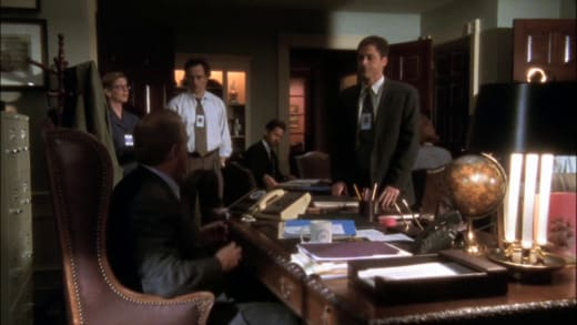 Get to Work Everyone - The West Wing Season 1 Episode 1