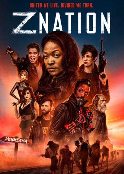 z nation tall