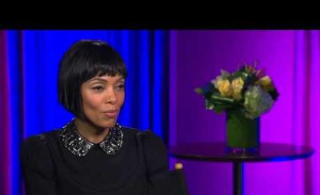 Tamara Taylor Interview