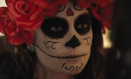 Teresa Haunts Camila's Dreams - Queen of the South Season 3 Episode 4
