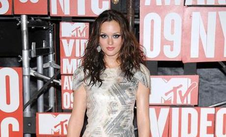 Leighton at the VMAs