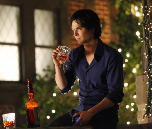 A Drink with Damon