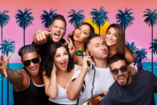 The Family Is Back! - Jersey Shore