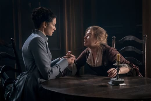 Dr. Claire - Outlander Season 3 Episode 7