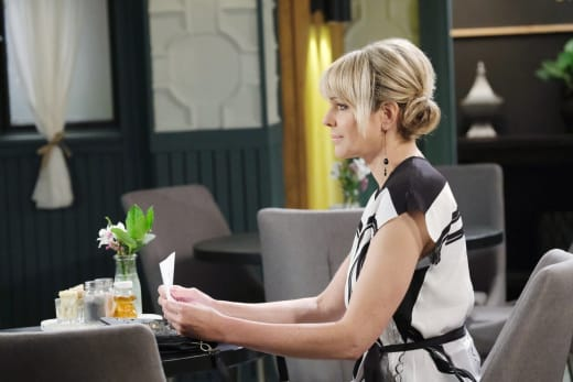 Nicole Contemplates Her Choices - Days of Our Lives