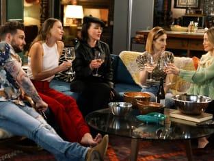 The gang - Younger Season 7 Episode 8